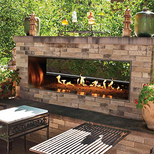 White Mountain Hearth By Empire Carol Rose 48 Inch Vent Free